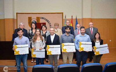 La Cátedra OTP & UMH premia los mejores trabajos en prevención de riesgos laborales