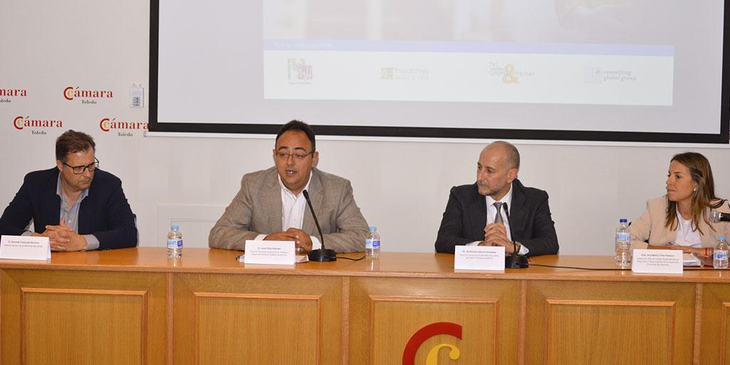 """Cátedra OTP-UMH colabora en la jornada """"Retos de los técnicos de prevención 4.0″"""